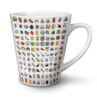 Funny Junk Stylish NEW White Tea Coffee Ceramic Latte Mug 17 oz | Wellcoda