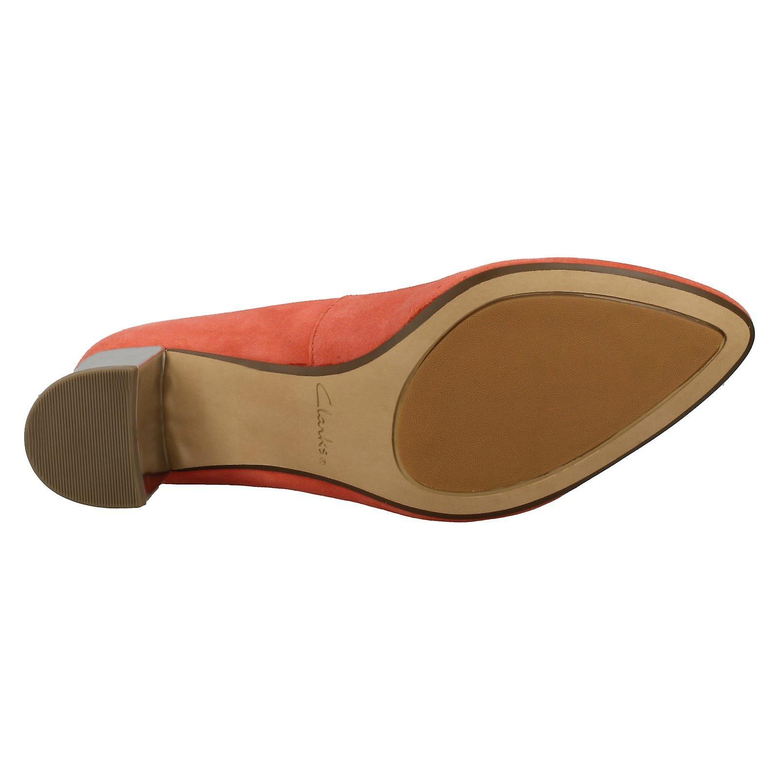 Ladies Clarks Smart Court Shoes Blissful Cloud oTd6n