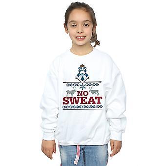 Chicas de Disney no congeladas roble camiseta de sudor