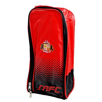 Sunderland AFC Official Football Crest Fade Shoe Bag