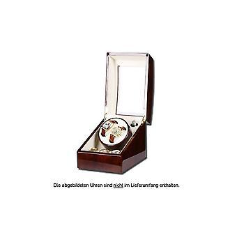 Portax Watchwinder Eleganza 2 watches Burlwood 1002322002
