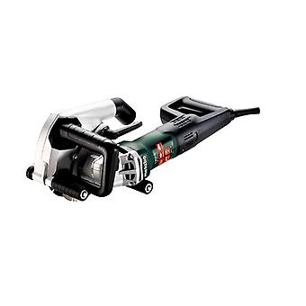Metabo MFE40 110V, 1700W, 40mm muur Chaser c/w 2 x 5