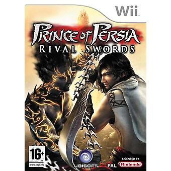 Prince Of Persia Rival Swords (Wii) - New