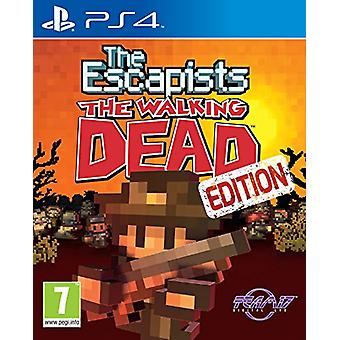 The Escapists The Walking Dead (PS4) - New
