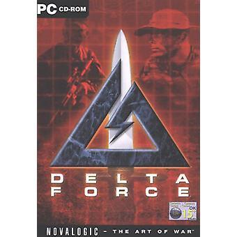 Delta Force 1 (PC CD)-nytt