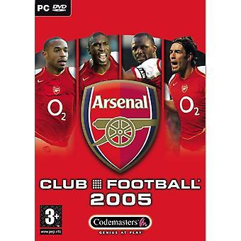 Club Football Arsenal 2005 (PC) - Nowy