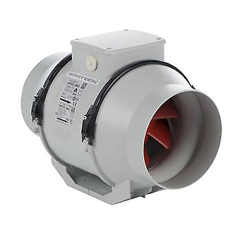 Inline fan LINEO 100 max. 270m³/h various models IPX4