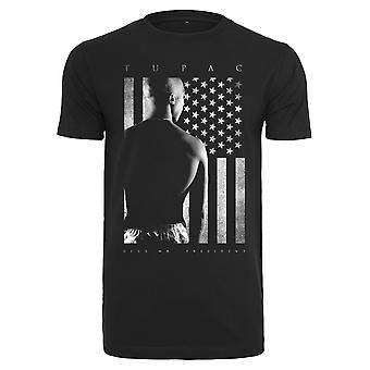 חולצה קלאסית-חולצת טריקו נשיא 2Pac