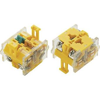TRU COMPONENTS LAS0-B Contatto 1 interruttore, 1 produttore momentaneo 500 V AC 1 pc/i