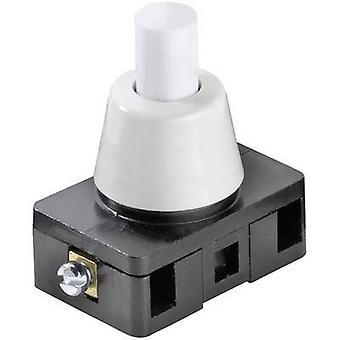 interBär 8001-007.01 Pushbutton switch 250 V AC 6 A 1 x On/Off latch 1 pc(s)