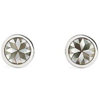 Simon Carter White Kaleidoscope Cufflinks - Grey