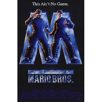 Super Mario Bros Movie Poster (11 x 17)