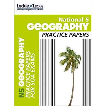 National 5 Geography Practice Papers for SQA Exams (Practice Papers f