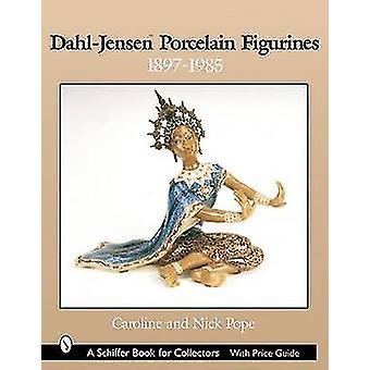 Dahl-Jensen porseleinen beeldjes - 1897 - 1985 door Caroline paus - Nick Po