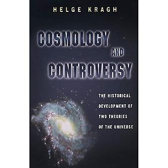 Kosmologie en controverse: de historische ontwikkeling van twee theorieën van het heelal