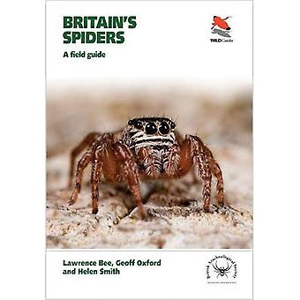 Britain's Spiders: A Field Guide (WILDGuides) (Princeton University Press (WILDGuides))