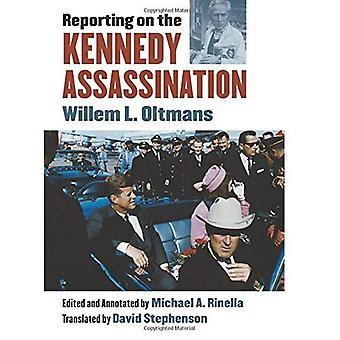 Rapportering om Kennedy mordet