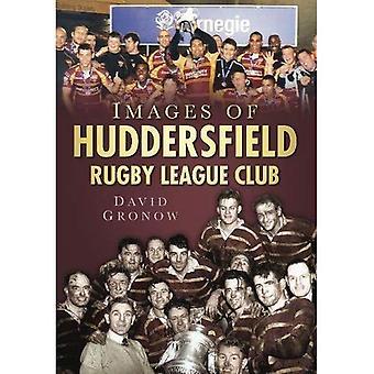 Immagini di Huddersfield: Rugby League Club