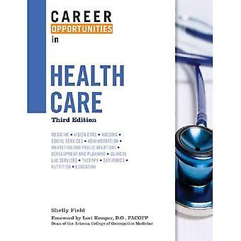 Karriärmöjligheter inom vård och omsorg (karriärmöjligheter i...)