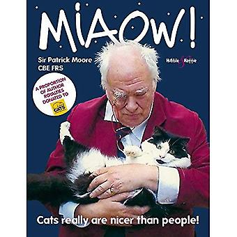 Miaow!: Cats really are nicer than people!