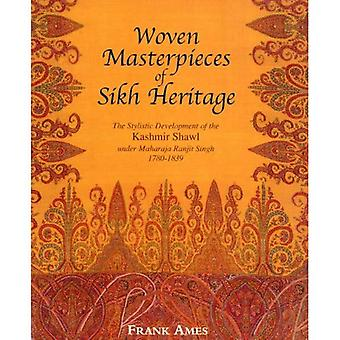 Woven Masterpieces of Sikh Hertiage: The Stylistic Development on the Kashmir Shawl Under Maharaja Ranjit Singh, (1780-1839)