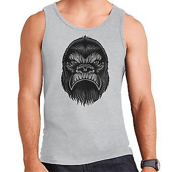 Gorilla hode menns Vest