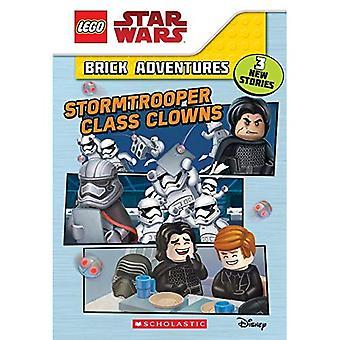 LEGO Star Wars Ziegel Adventures: Stormtrooper Klasse Clowns