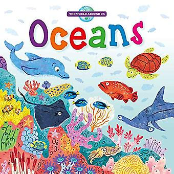 Oceans [Board book]