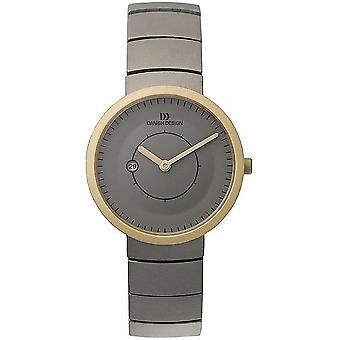 Design dinamarquês Senhoras relógio relógios de titânio IV65Q830 - 3326489