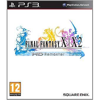 Final Fantasy XX-2 HD Remaster (PS3) - New