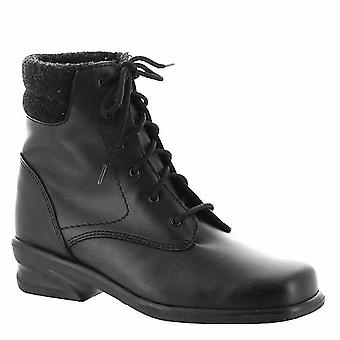 Toe Warmers Womens Voyageur Closed Toe Ankle Fashion Boots