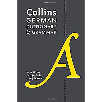 Collins German Dictionary and Grammar - 112 -000 translations plus gra