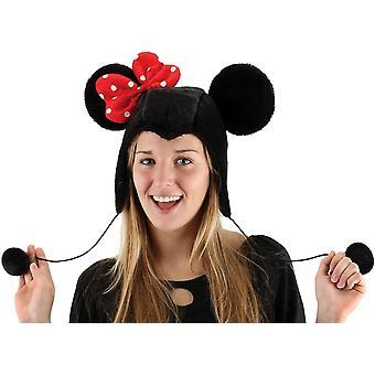 Minnie Mouse Bluza z kapturem kapelusz dla wszystkich