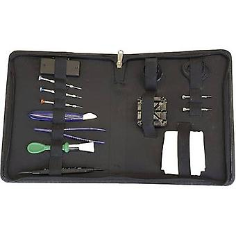 TOOLCRAFT Watchmaker toolkit 114-piece
