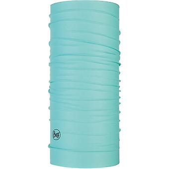 Buff Solid Pool Coolnet UV+ Neck Warmer in Pool