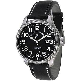 Zeno-watch mens watch OS pilot godron 8554G-a1