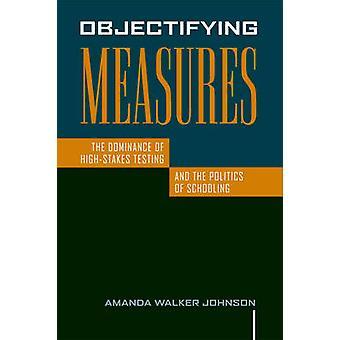 Objektifiering åtgärder-dominans av höga insatser testning och P