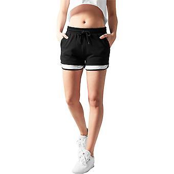 Urban Classics Women's Shorts Terry Mesh