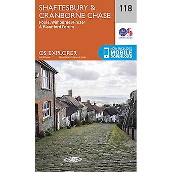 Shaftesbury - Cranbourne Chase - Poole - Wimbourne Minster and Blandf