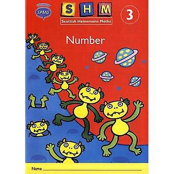 Scottish Heinemann Maths 3 - Activity Book Omnibus Pack - 978043517316