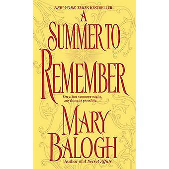 A Summer to Remember by Mary Balogh - 9780440236634 Book