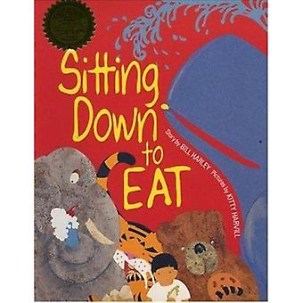 Sitting down to Eat by Bill Harley - Kitty Harvill - 9780874836035 Bo