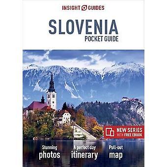 Insight Pocket Guide - Slovenia - 9781786716217 Book