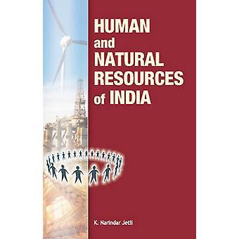 Human & Natural Resources of India by K. Narindar Jetli - 97881770823