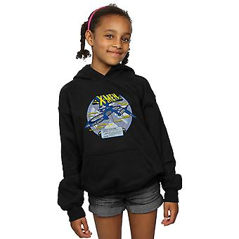 Marvel Girls X-Men X-Jet Breakdown Hoodie
