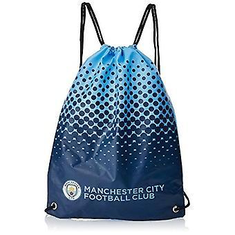 مانشستر سيتي نادي كرة القدم الرسمية تتلاشى تصميم حقيبة رياضية