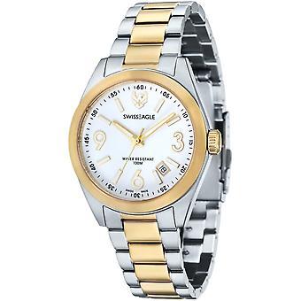 Swiss Eagle SE-9058-44 Heren Horloge
