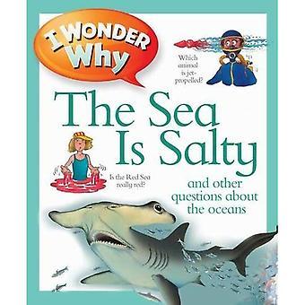 Ik vraag me af waarom the Sea is Salty