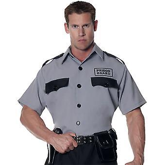 Prison Guard Adult Shirt
