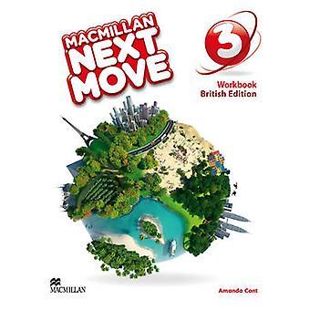 MacMillan nästa drag - nivå 3 av Amanda Cant - 9780230466463 bok